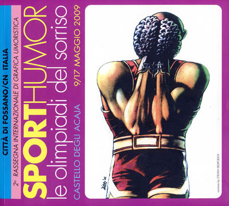 Sporthumor 2009 catalogue cover