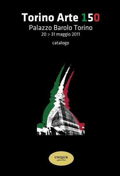 Torino Arte 150 catalogue cover